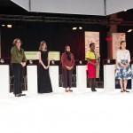 Les lauréates du Prix Cartier
