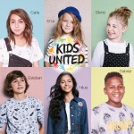 Cover album KIDS UNITED UNICEF